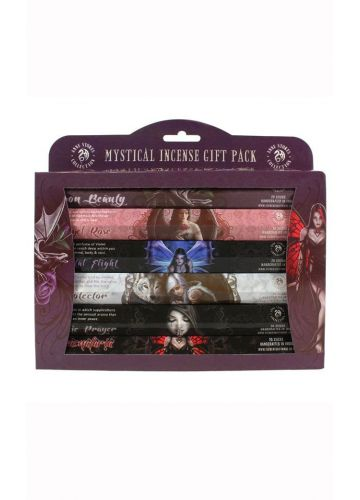 Gothic Gifts Mystical Incense Stick Pack - Kate's Clothing