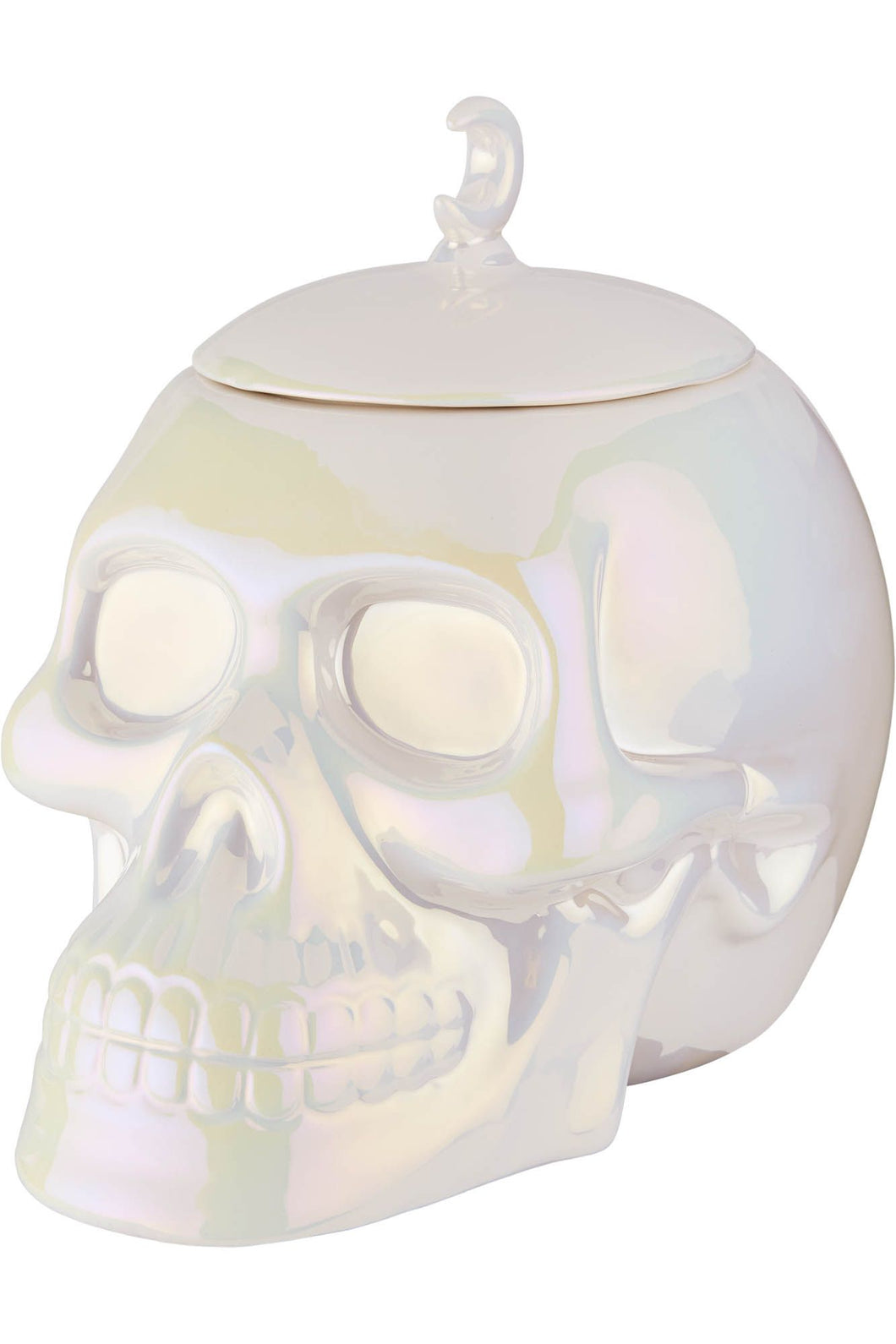 Killstar White Aura Cookie Jar - Kate's Clothing