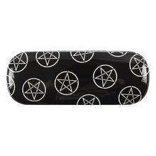 Load image into Gallery viewer, Gothic Gifts Pentacle Glasses Case - Kate's Clothing