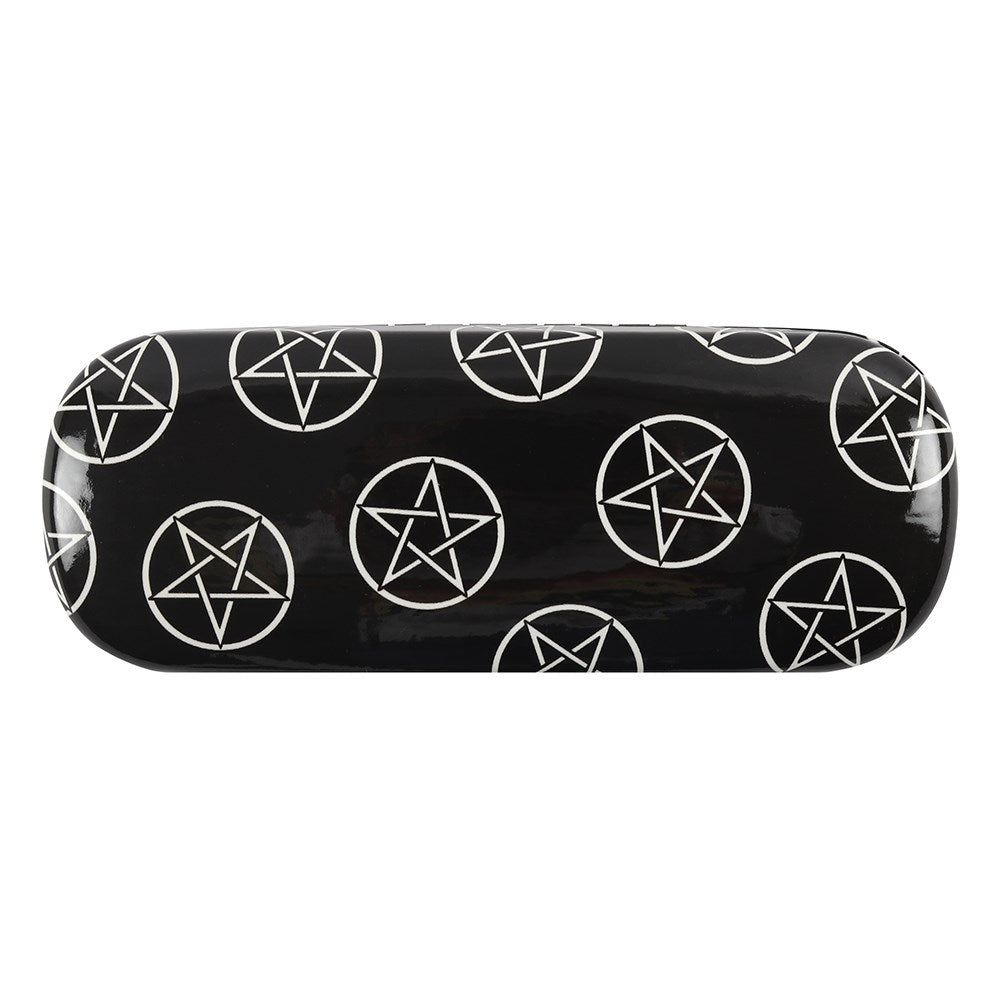 Gothic Gifts Pentacle Glasses Case - Kate's Clothing