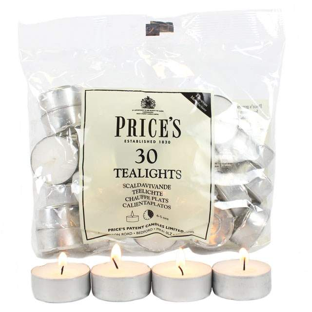Gothic Gifts Tealights - Pack Of 30