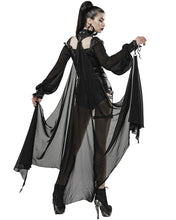 Load image into Gallery viewer, Punk Rave Maiden Harness with Detachable Cape - Kate's Clothing