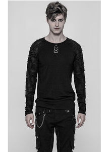 Punk Rave Mens Nazgul Top - Kate's Clothing