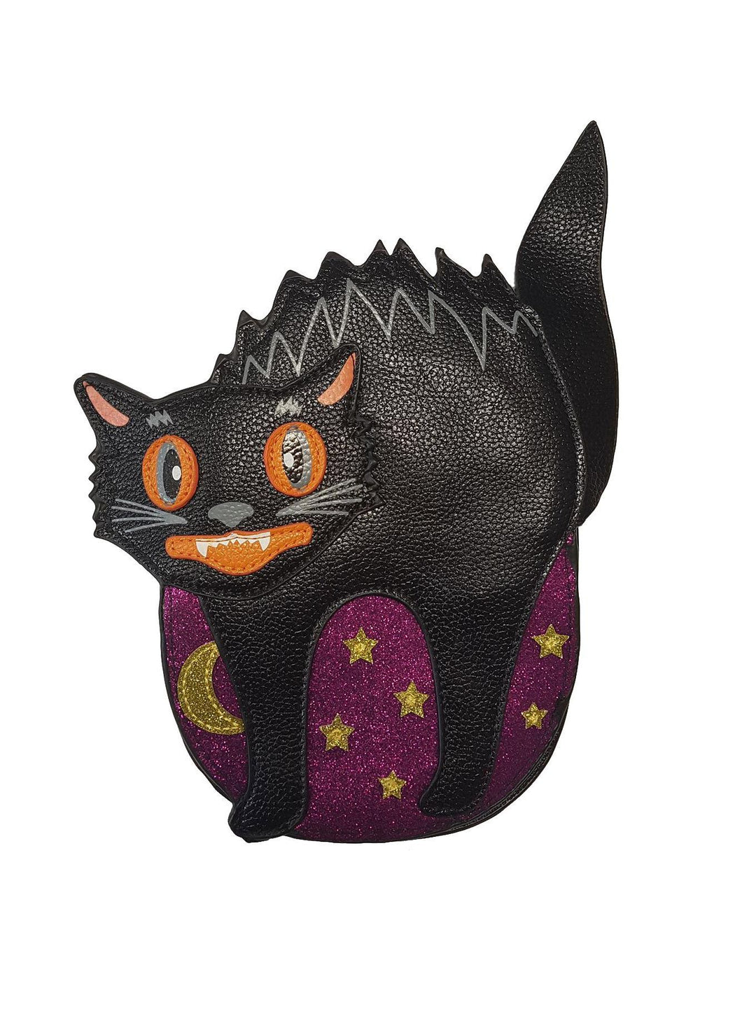 Sleepyville Critters Scared Cat Bag