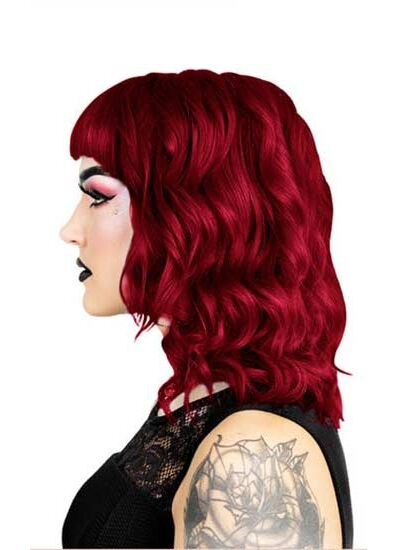 Herman's Amazing Direct Hair Colour - Scarlett Rouge Red