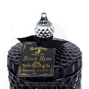 Alchemy Gothic Scented Boudoir Candle Jar - Small