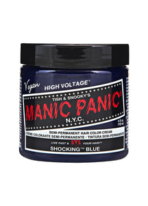 Manic Panic Classic Cream Hair Colour - Shocking Blue - Kate's Clothing