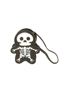 Sleepyville Critters Skeleton Coin Purse - Kate's Clothing