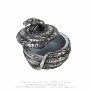 Alchemy Gothic Snake Pot - Kate's Clothing