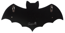 Load image into Gallery viewer, Sourpuss Black Bat Shelf - Kate's Clothing