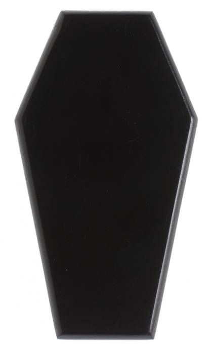 Sourpuss Coffin Drawer Pull
