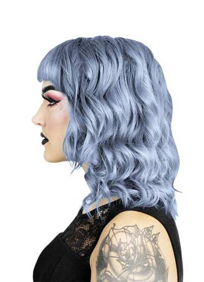 Herman's Amazing Direct Hair Colour - Stella Steel Blue - Kate's Clothing