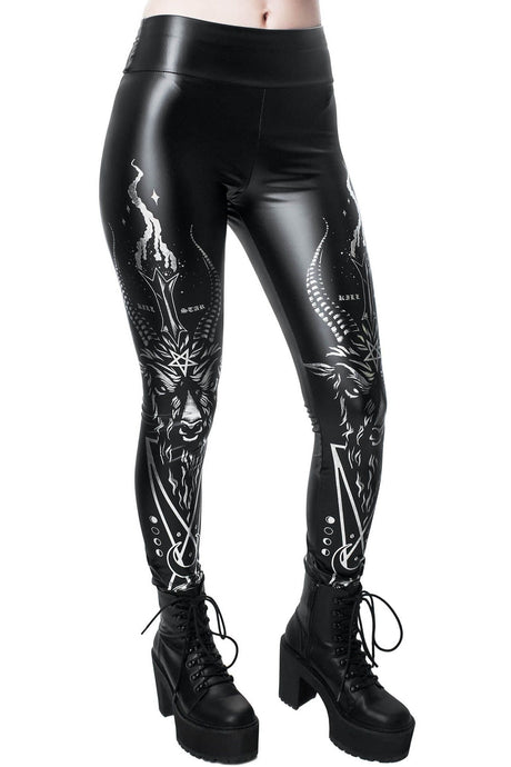Killstar Severin Leggings - Kate's Clothing
