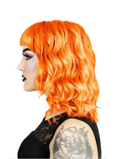 Herman's Amazing Direct Hair Colour - UV Tara Tangerine - Kate's Clothing