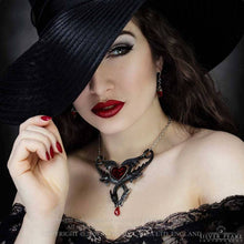 Load image into Gallery viewer, Alchemy Gothic The Confluence of Opposites Necklace - Kate's Clothing