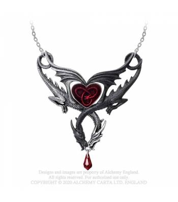 Alchemy Gothic The Confluence of Opposites Necklace - Kate's Clothing