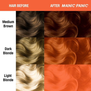 Manic Panic Classic Cream Hair Colour - Electric Tiger Lily - Kate's Clothing