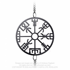 Alchemy Gothic Viking Hanging Decoration