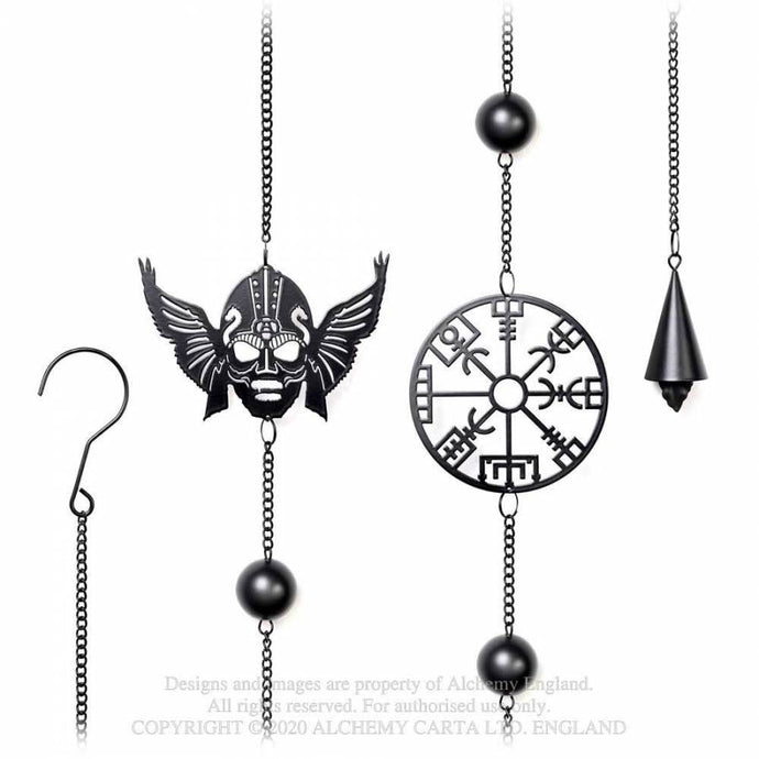 Alchemy Gothic Viking Hanging Decoration - Kate's Clothing