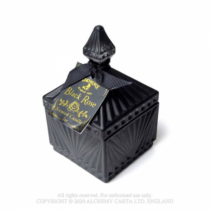 Alchemy Gothic Vintage Scented Candle Jar - Square - Kate's Clothing