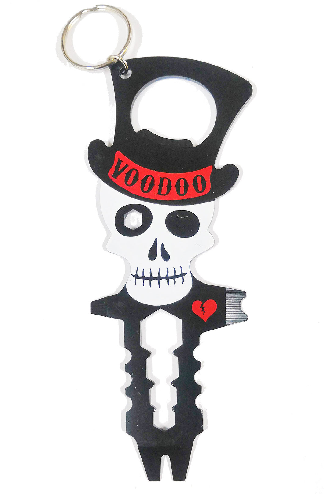 Gothic Gifts Voodoo Multi-Tool - Kate's Clothing