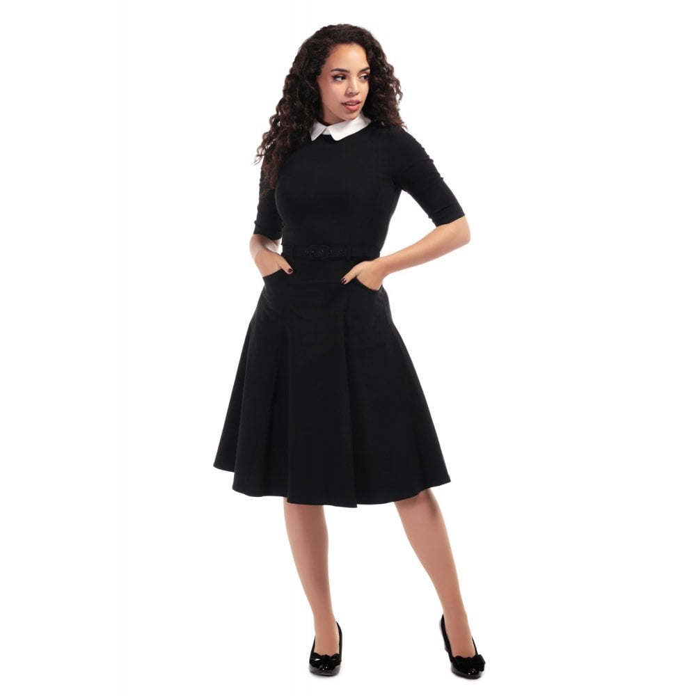 Collectif Winona Swing Dress - Kate's Clothing