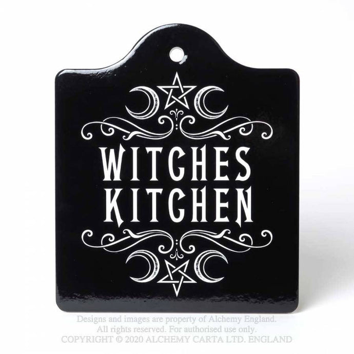 Alchemy Gothic Witches Kitchen Trivet - Kate's Clothing