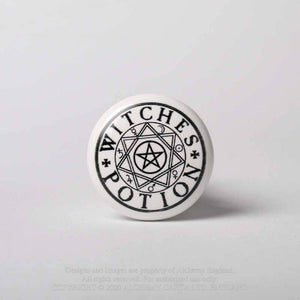 Alchemy Gothic Bottle Stopper - Witches Potion - Kate's Clothing