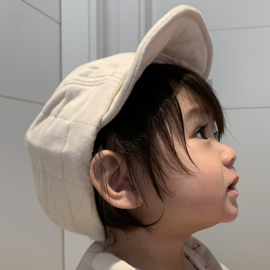 Fog Napping Cap - Ivory