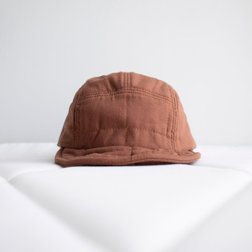 Fog Napping Cap - Brown