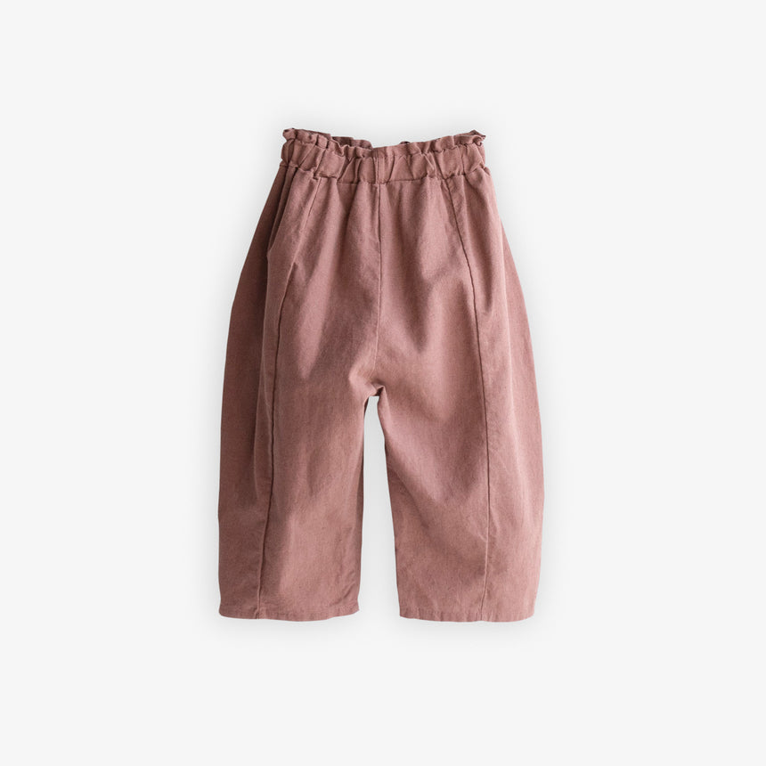 Jeju Pants - Brown