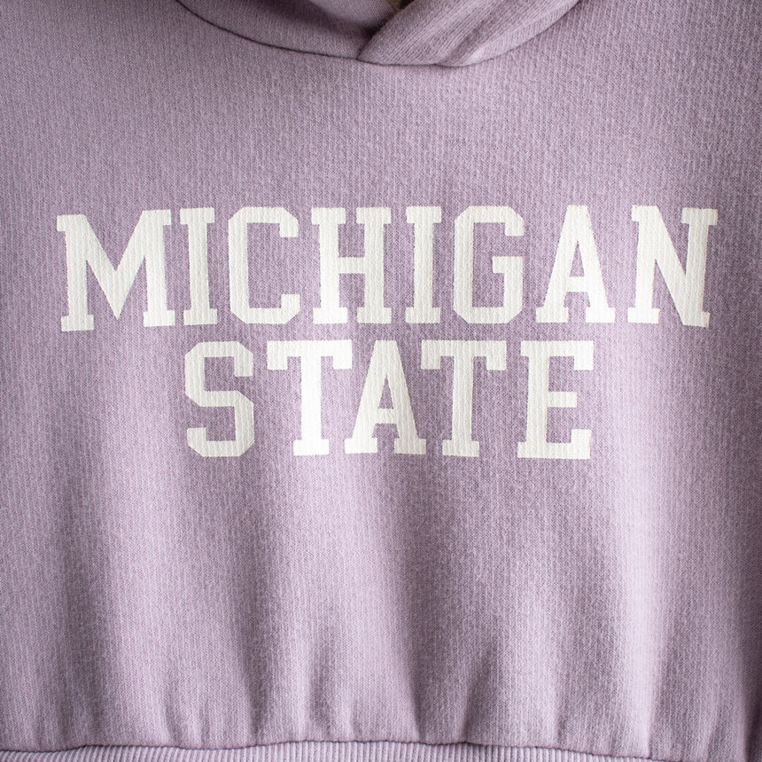 Michigan State One-Piece -Light Purple