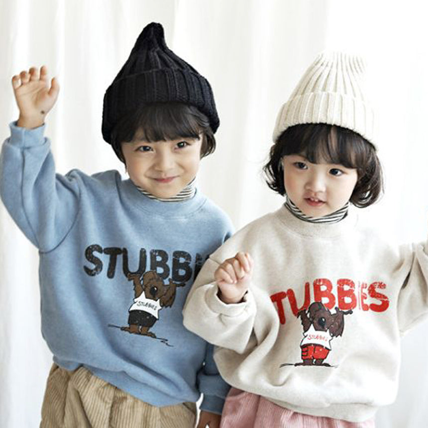 Stubbies Sweater - Light Blue