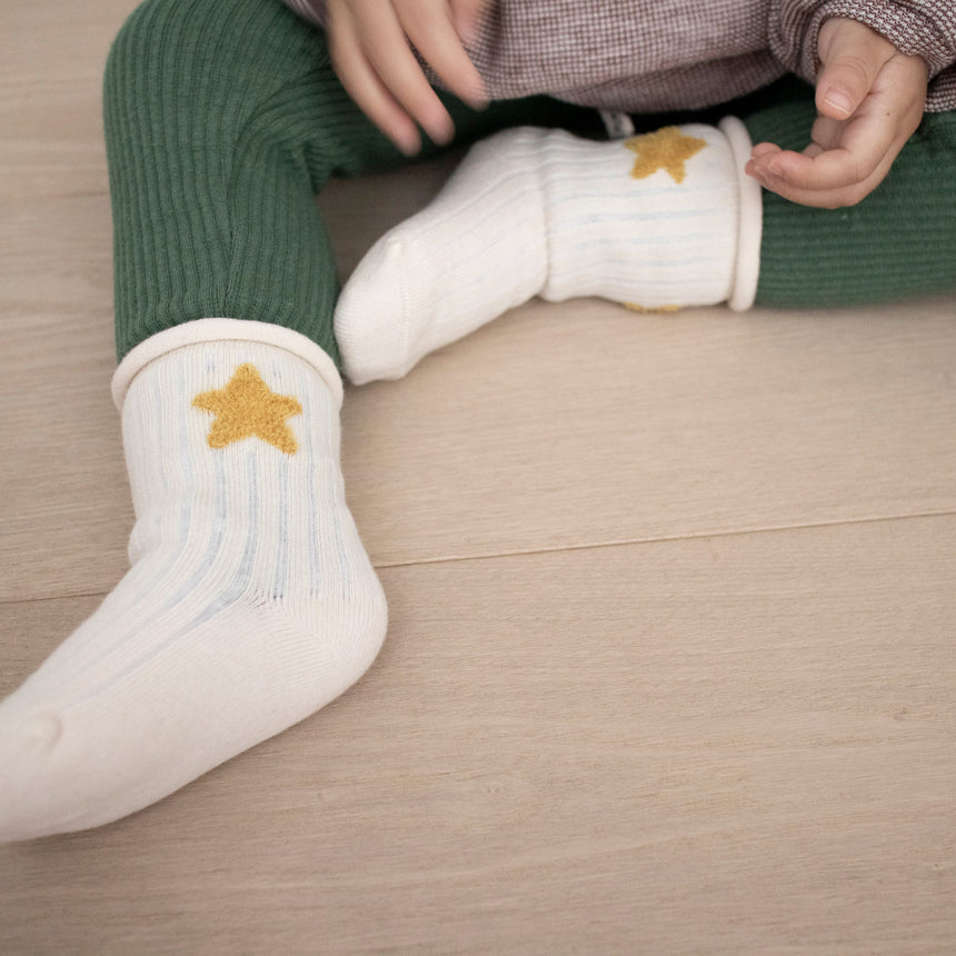 3-Pack Starry Socks - Sunrise