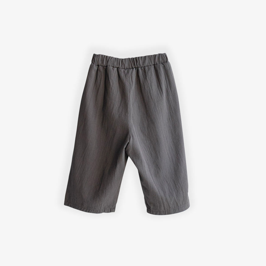 Baggy Trousers - Charcoal