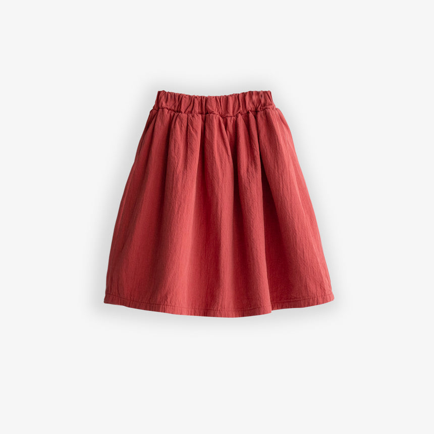 The Goguma Red Skirt