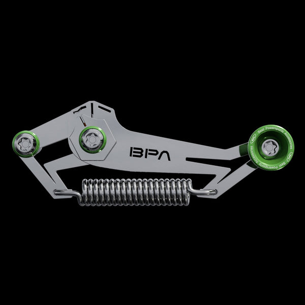 BPA-Racing Motorcycle Slack Adjuster Tool - Green