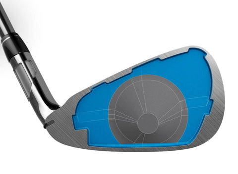 Inverted cone tecnology Ferri Taylormade SIM