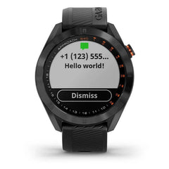 Notifiche Garmin Approach S40