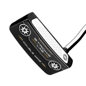 Odyssey Stroke Lab Black Putter Double Wide suola