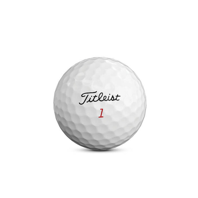 Pro V1x Ball White Sidestamp