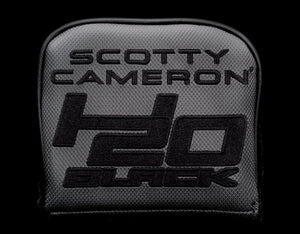 Scotty Cameron H20 Black Limited Putter cover