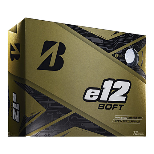 Bridgestone e12 soft palle da golf