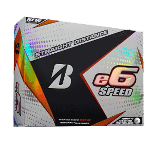 Bridgestone e6 Speed - 12 Palline