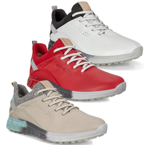 Ecco W Golf S-Three Scarpe