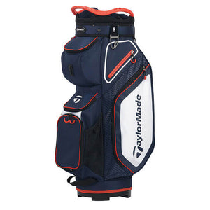 TaylorMade Pro Cart 8.0 Sacca Blu/Rosso/Bianco