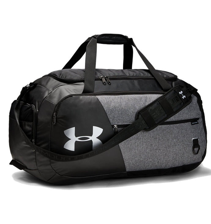 Under Armour Undeniable 4.0 Borsa grigio