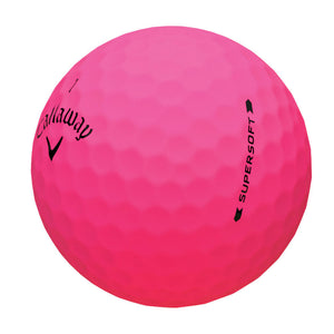 Callaway Supersoft Ball pink