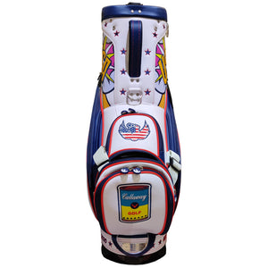 Callaway US Open 2020 Limited Edition Sacca Staff