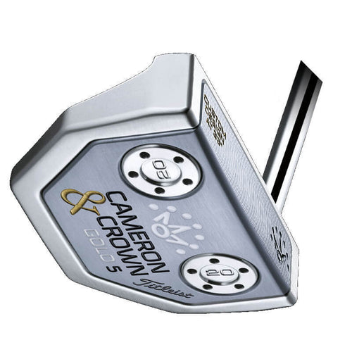 Scotty Cameron Cameron & Crown Putter